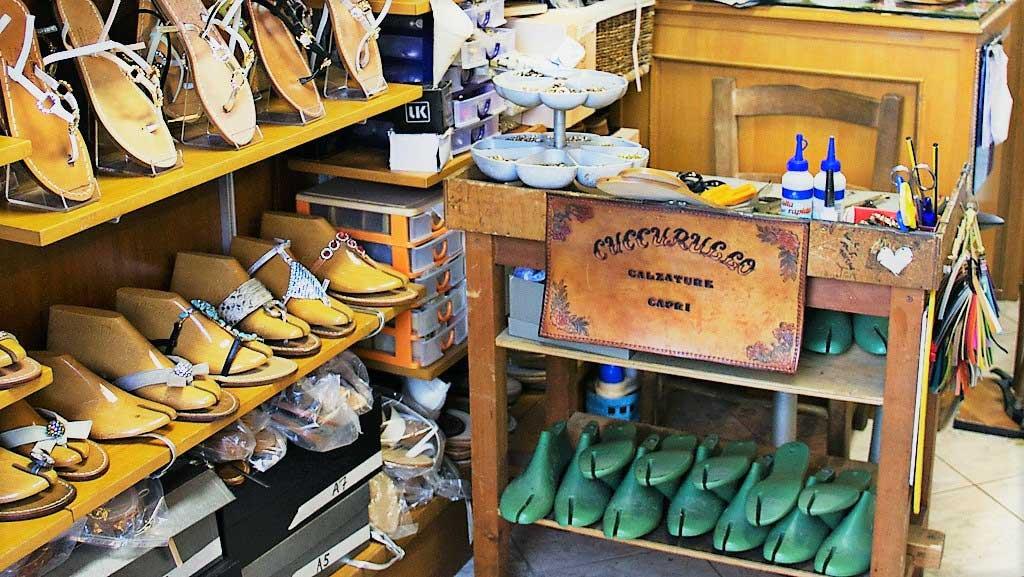 Interno Shop Cuccurullo Sandals